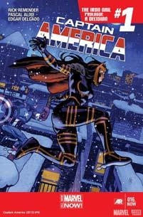 CAPTAIN AMERICA VOL 7 #16.NOW ANMN