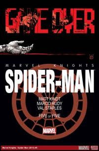 MARVEL KNIGHTS SPIDER-MAN VOL 2 #5