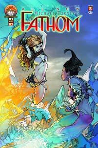 ALL NEW FATHOM #8