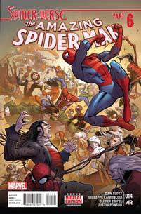 AMAZING SPIDER-MAN VOL 3 #14 SV