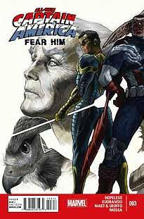 ALL NEW CAPTAIN AMERICA FEAR HIM #3