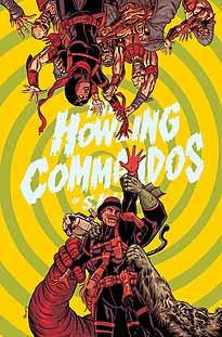HOWLING COMMANDOS OF SHIELD #5