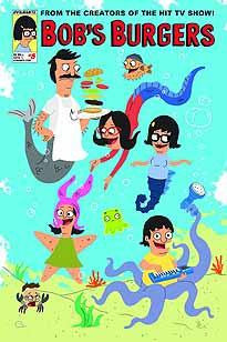BOBS BURGERS ONGOING #8