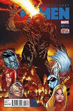 EXTRAORDINARY X-MEN #5 RAMOS 2ND PTG VAR