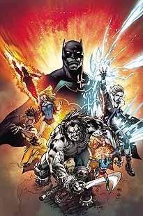 JUSTICE LEAGUE OF AMERICA VOL 5 #1