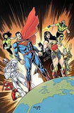 JUSTICE LEAGUE VOL 3 #14 VAR ED