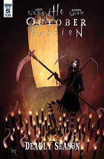 THE OCTOBER FACTION DEADLY SEASON #5