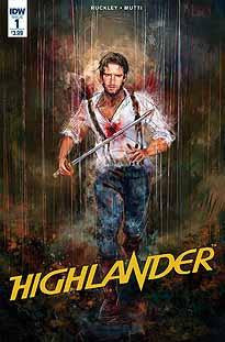 HIGHLANDER AMERICAN DREAM #1