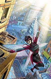 UNSTOPPABLE WASP #2