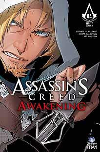 ASSASSINS CREED AWAKENING #4
