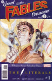 LITERALS #1 - Kings Comics
