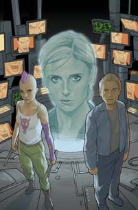 BUFFY SEASON 9 #8 FREEFALL