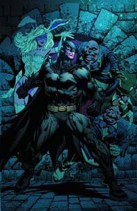 BATMAN THE DARK KNIGHT VOL 2 #8