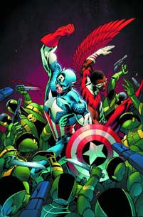 CAPTAIN AMERICA VOL 6 #10