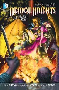 DEMON KNIGHTS TP VOL 02 THE AVALON TRAP (N52)