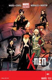 X-MEN VOL 4 #1 NOW