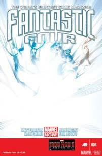 FANTASTIC FOUR VOL 4 #6 NOW