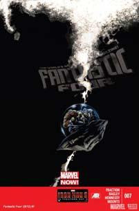 FANTASTIC FOUR VOL 4 #7 NOW
