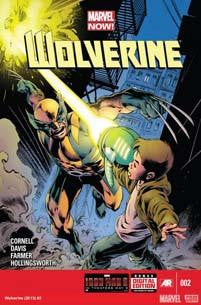 WOLVERINE VOL 5 #2 NOW