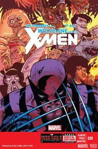 WOLVERINE AND X-MEN #28