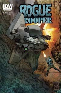ROGUE TROOPER VOL 2 #3