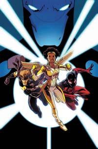 NEW WARRIORS VOL 5 #3 ANMN