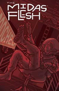 MIDAS FLESH #5 - Kings Comics