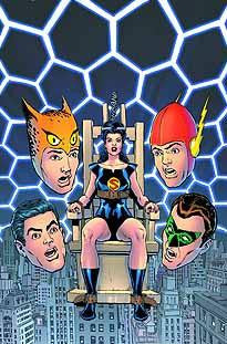 CONVERGENCE CRIME SYNDICATE #1