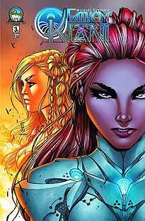FATHOM KIANI VOL 4 #3 - Kings Comics