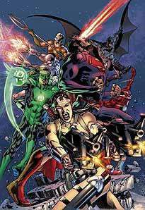JUSTICE LEAGUE OF AMERICA VOL 4 #10