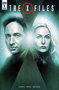 X-FILES VOL 3 #1 - Kings Comics