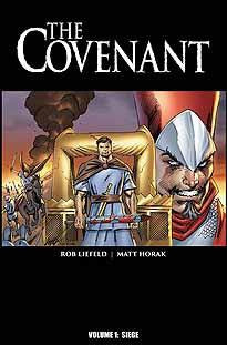 COVENANT TP VOL 01 SIEGE