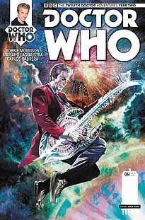DOCTOR WHO 12TH YEAR TWO #6