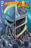 JUSTICE LEAGUE POWER RANGERS #4