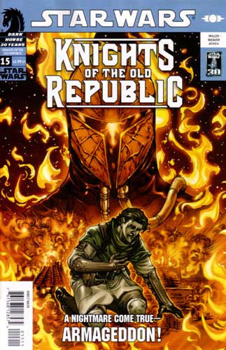 STAR WARS KNIGHTS O/T OLD REPUBLIC #15