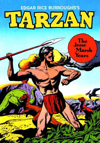 TARZAN THE JESSE MARSH YEARS HC VOL 02