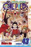 ONE PIECE TP VOL 43 - Kings Comics