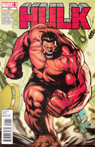 HULK VOL 2 #30 POINT ONE