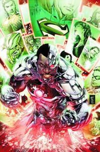 JUSTICE LEAGUE VOL 2 #18