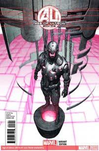 AGE OF ULTRON #1 ULTRON VAR