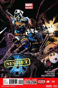 SECRET AVENGERS VOL 2 #2 NOW