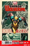 SAVAGE WOLVERINE #3 NOW