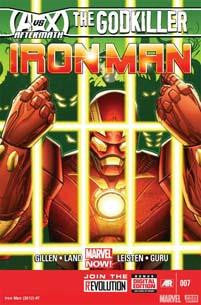 IRON MAN VOL 5 #7 NOW