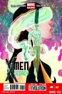 X-MEN LEGACY VOL 2 #7 NOW
