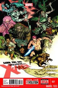 WOLVERINE AND X-MEN #27
