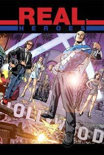 REAL HEROES #1 - Kings Comics