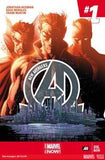NEW AVENGERS VOL 3 #16.NOW ANMN