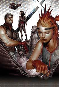 X-FORCE VOL 4 #2 ANMN