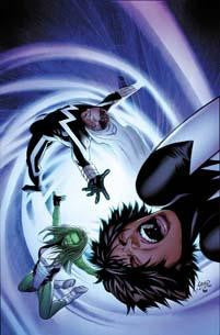 MIGHTY AVENGERS VOL 2 #8