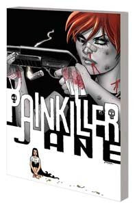 PAINKILLER JANE TP PRICE OF FREEDOM - Kings Comics